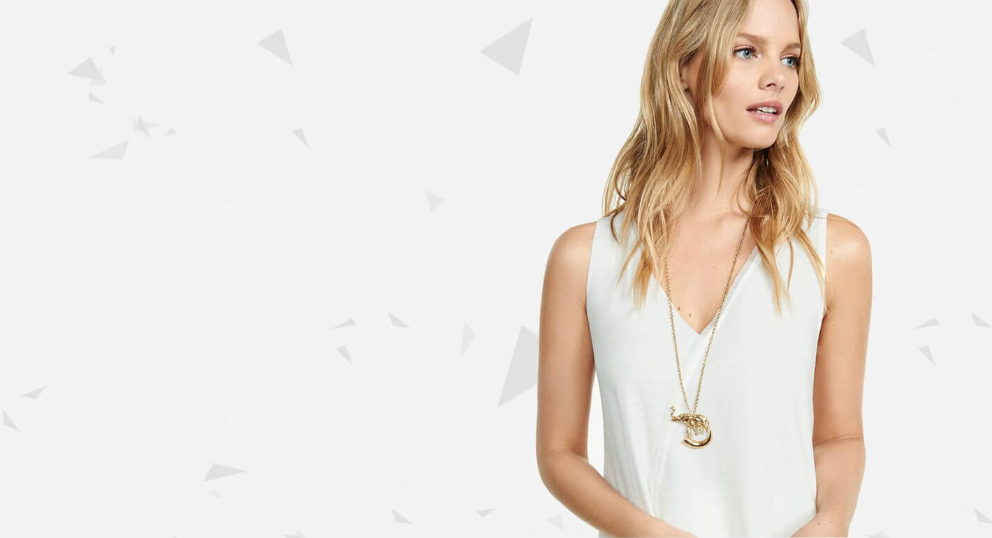 New Collection 2018 Women's  Necklaces